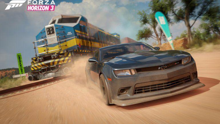 Xbox presentó los nuevos juegos para la consola One