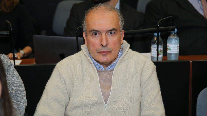 El ex funcionario K está en juicio oral y público por enriquecimiento ilícito.