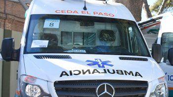 salud incorporo otro vehiculo para trasladar pacientes