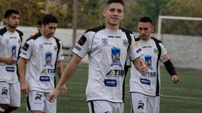 Sack arribó este año a Rincón y es una de sus cartas de gol.