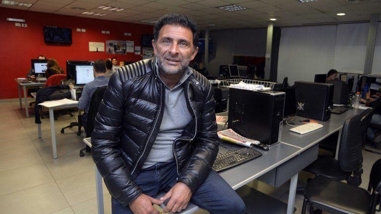 Leo Astrada habló de la Albiceleste en su visita a LM Neuquén.