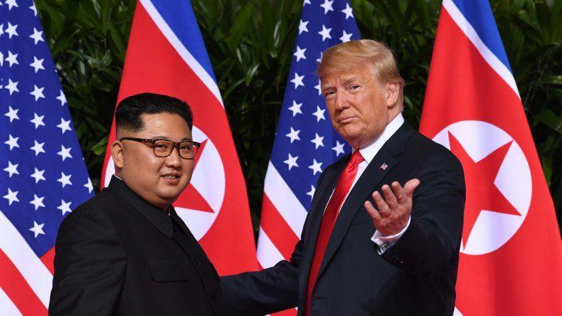 Sin fecha de inicio, Corea del Norte y EE.UU. acuerdan un desarme nuclear