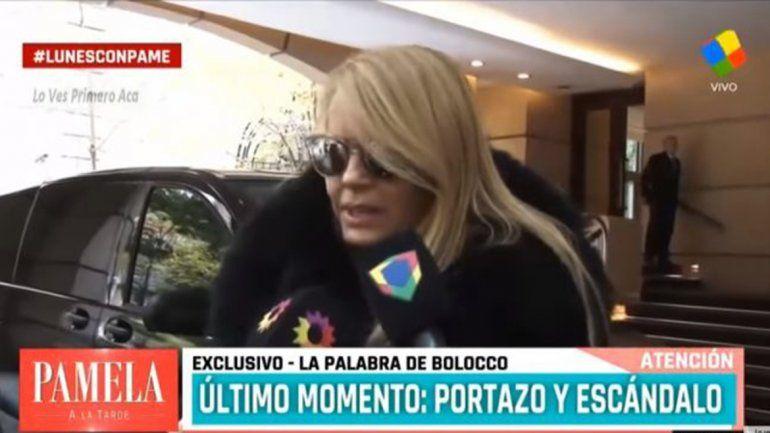Tras el descargo de Máximo Menem vino la furia de Bolocco: Esto es de terror
