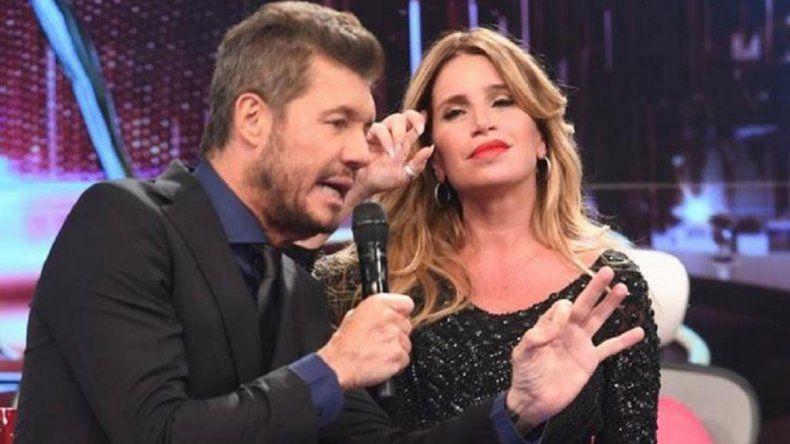 Tinelli se pelea por Flor Peña