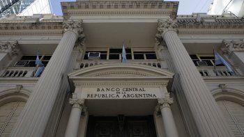 BCRA: habrá alta inflación y la tasa queda en 40%
