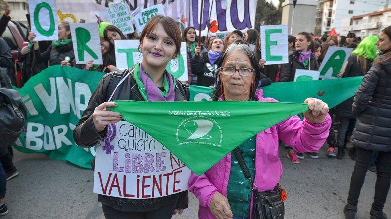 Habrá marchas y vigilia verde por la ley de aborto