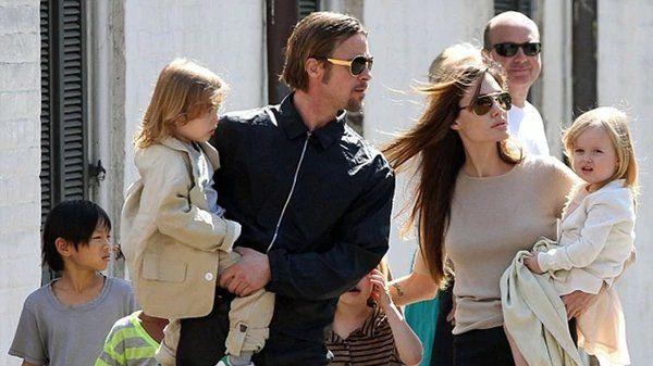 Angelina Jolie ¿por qué podría perder la custodia de sus hijos?