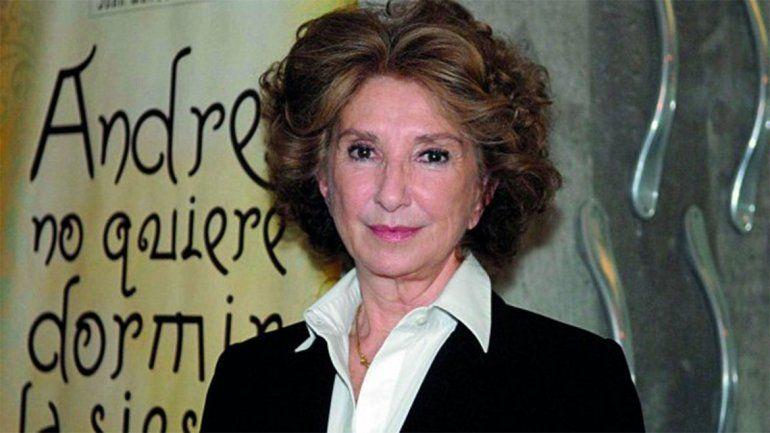 La actriz defendió a Ricardo Darín de las acusaciones de Bertuccelli.