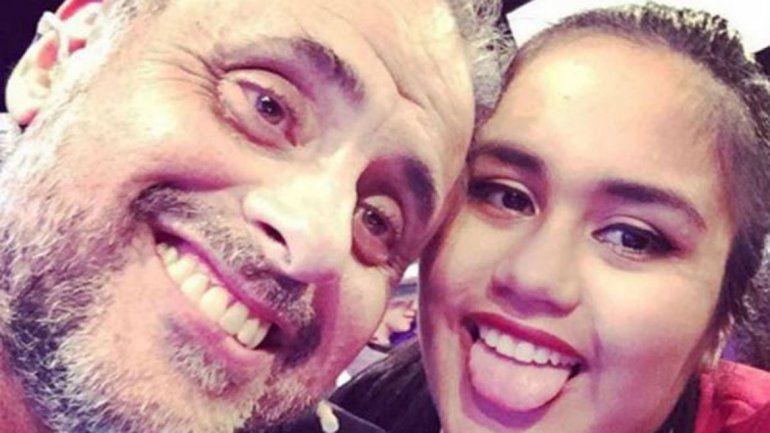 El conductor y su otra hija (Rocío) se mostraron a  favor de la despenalización.