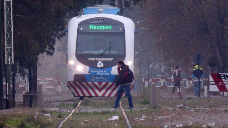 Se rompió el tren y no saben si volverá a funcionar