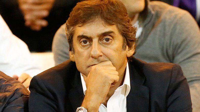 Francescoli imagina la vuelta de Masche para más adelante.