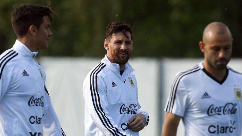 Lionel Messi y Andrés Iniesta
