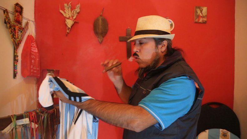 El Brujo Atahualpa sigue invicto: acertó el empate con goles en la Superfinal
