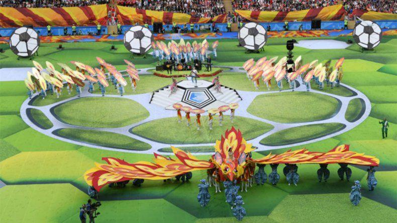 La espera terminó: empezó el Mundial 2018