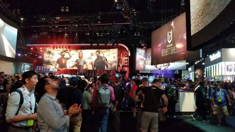 Más de 60 mil gamers concurrieron a la feria