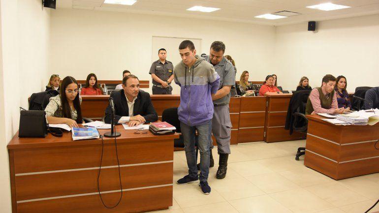 El joven que le pegó a Lautaro seguirá preso a la espera de la pena