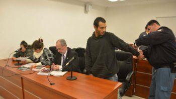La fiscal Gloria Lucero acusó a Simpson Sanabria por el crimen.