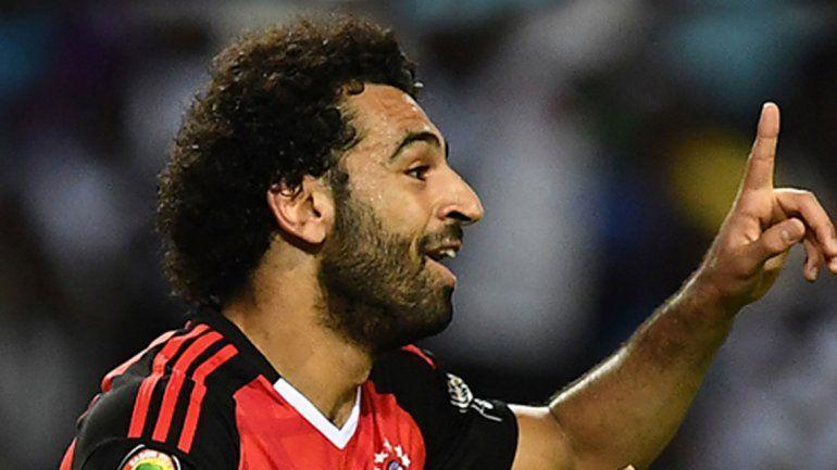 Salah contra Suárez