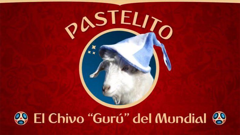 Gurú mundial: Pastelito pronostica cómo saldrá Argentina ante Islandia
