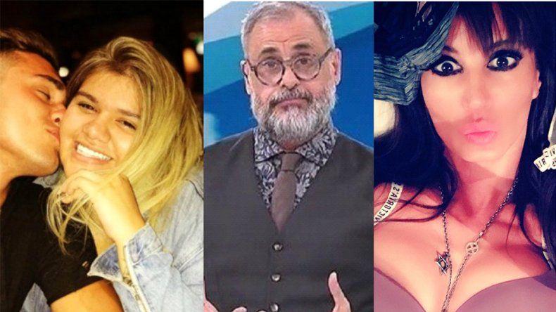 Natacha tiró otra bomba: mensajes de Rial sobre los abusos en Independiente