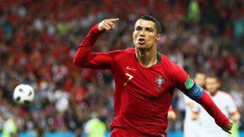 portugal y ronaldo van por su primer triunfo ante marruecos