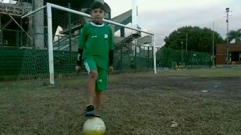 Ferro recordó el paso del Huevo Acuña por las divisiones juveniles