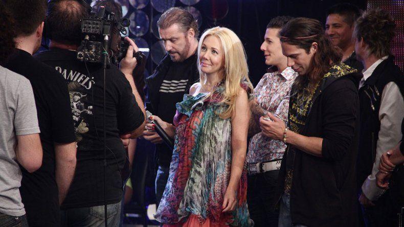 Mariana Nannis regresa a PH para hablar de Charlotte