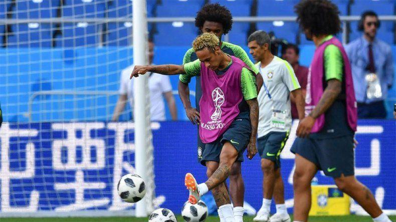 La selección brasileña tendrá su debut mañana