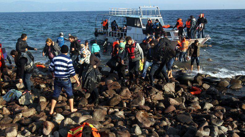 Inmigración: Italia prohíbe atracar  en sus puertos