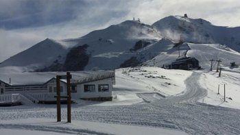 temporada invernal: el cerro bayo y caviahue abrieron sus pistas