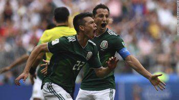 Mirá los desopilantes memes tras el batacazo de México ante el último campeón del mundo