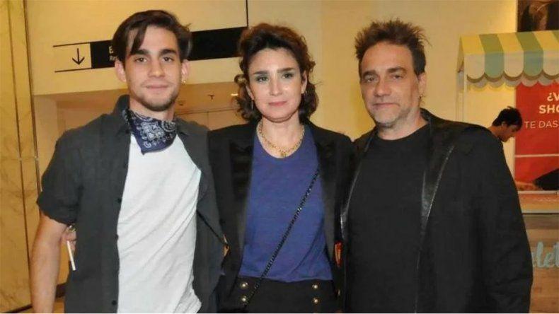 El hijo de Vicentico y Bertucelli denunció que la policía le puso un arma en la cabeza