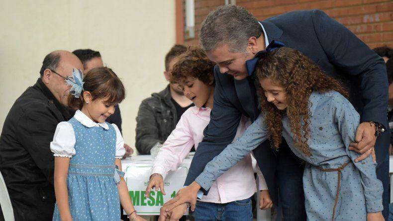 Iván Duque es elegido como nuevo presidente de Colombia