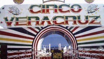 La compañía Veracruz fue denunciada por maltrato animal en su paso por la provincia de Chaco.