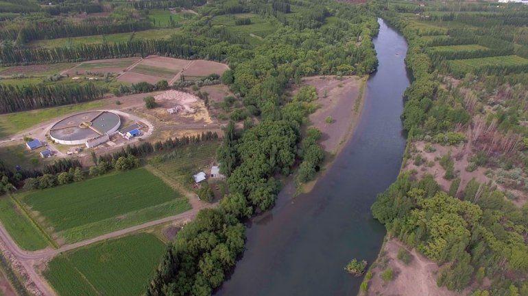 Otra vez hay riesgo de contaminación en el río Neuquén