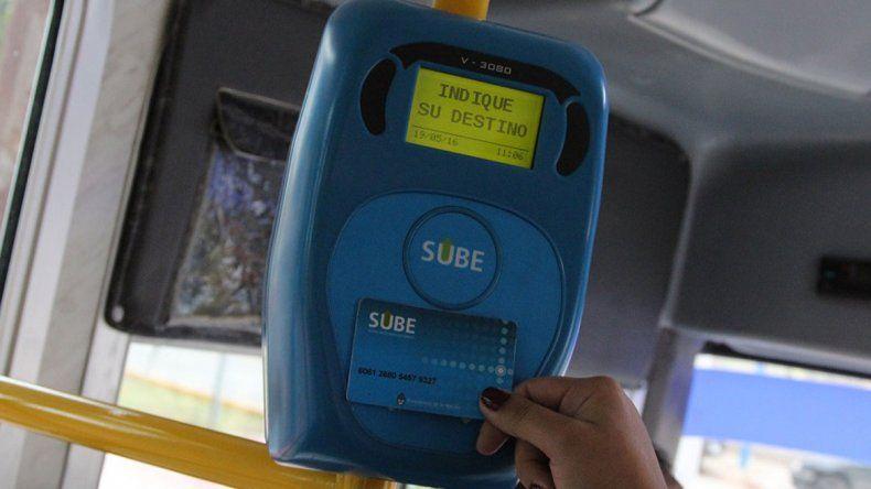 En Centenario está planchado el boleto y pidieron la SUBE
