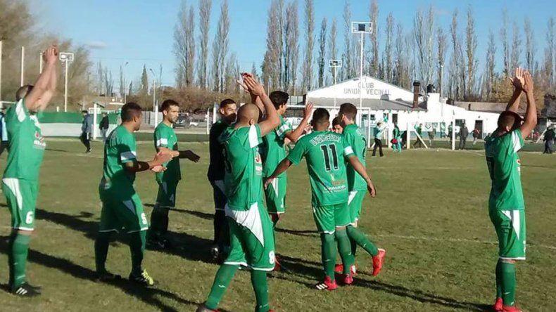 El equipo de Unión Vecinal hizo un gran torneo y llegó a semis.