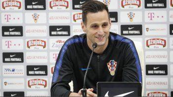 el dt croata expulso a un jugador que se nego a jugar