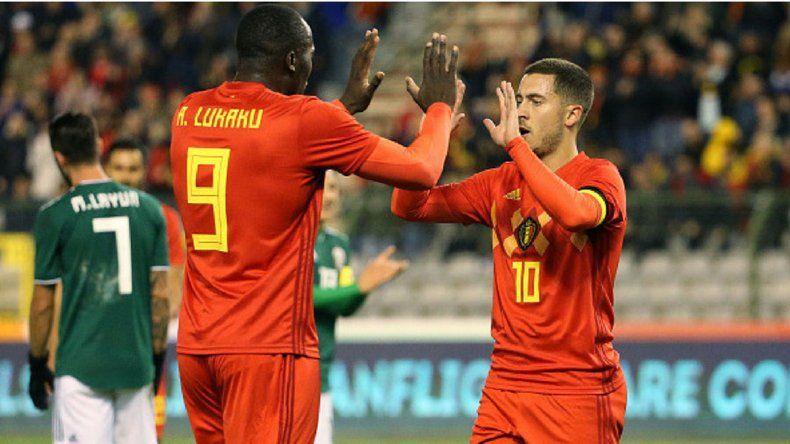 Con un segundo tiempo perfecto, Bélgica goleó a Panamá