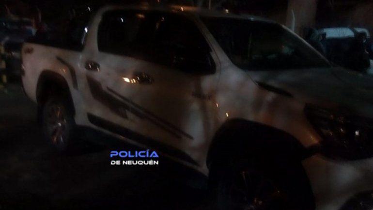 Borracho, chocó a un auto, intentó agredir a policías en un control y terminó preso