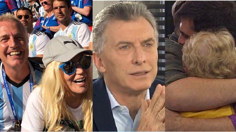 Las tortas y el Mundial con Marley le ganaron por goleada a Lanata y Macri