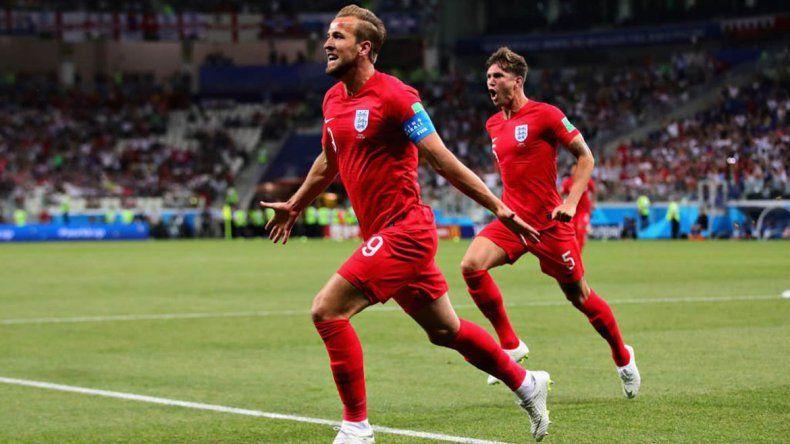 Sobre la hora, Inglaterra rescató un triunfo ante Túnez