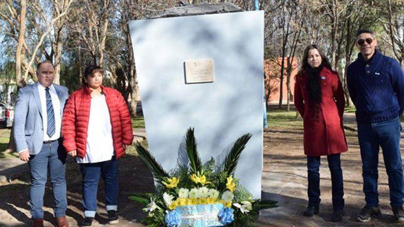 El héroe salteño tiene una plaza con su nombre en Selillosa.