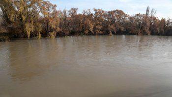 recursos hidricos informo sobre la calidad del agua de anelo