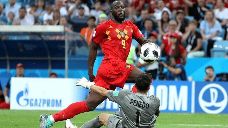Bélgica, candidato a dar la sorpresa, venció a Panamá por 3-0.
