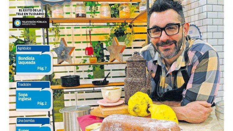 Irresistible: Cocineros Argentinos te enseña a hacer dulce hecho en casa