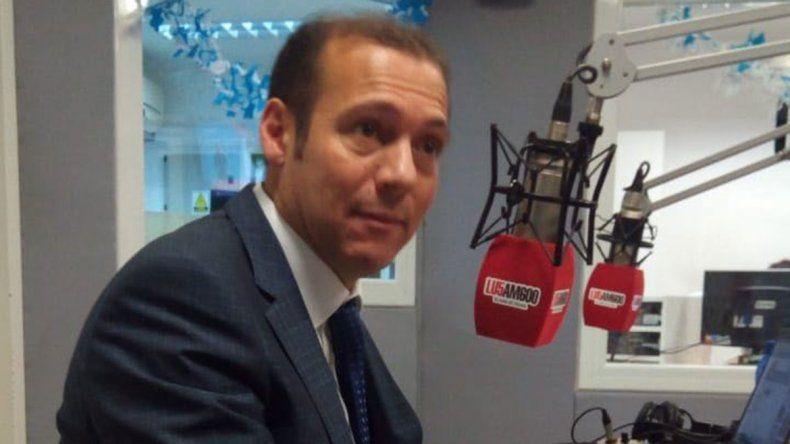 Gutiérrez criticó la eliminación del Fondo Sojero