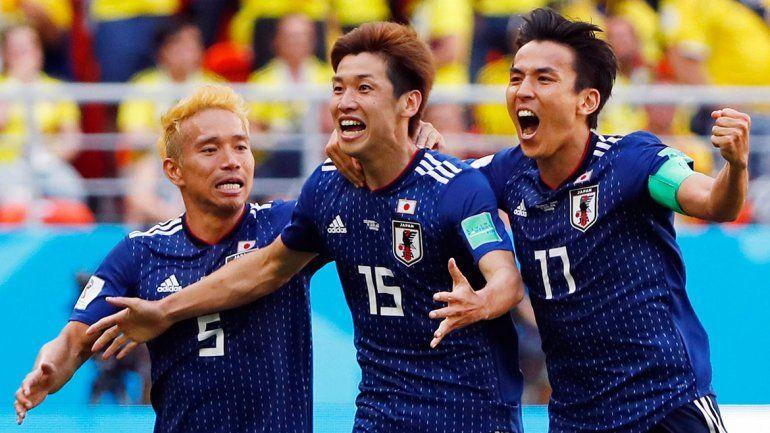 Otra sorpresa: Colombia perdió ante Japón