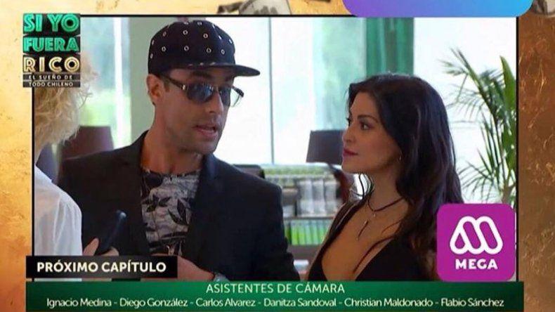 Valeria Neculqueo: de concejal a estrella de la tv chilena