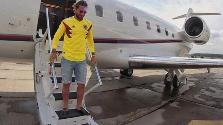 Maluma sufrió un robo millonario mientras alentaba a Colombia